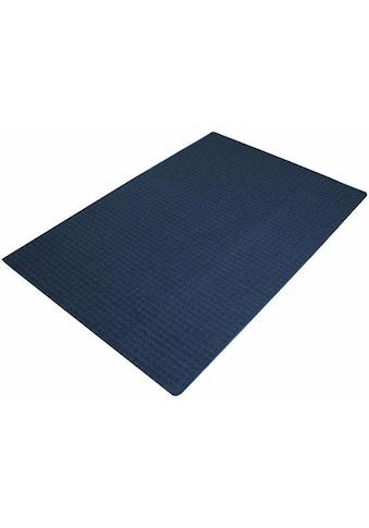 Living Line Teppich »Cambridge«, rechteckig, 6 mm Höhe, Kurzflor, Wohnzimmer kaufen
