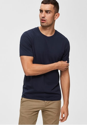 SELECTED HOMME T-Shirt »PERFECT O-NECK TEE« kaufen