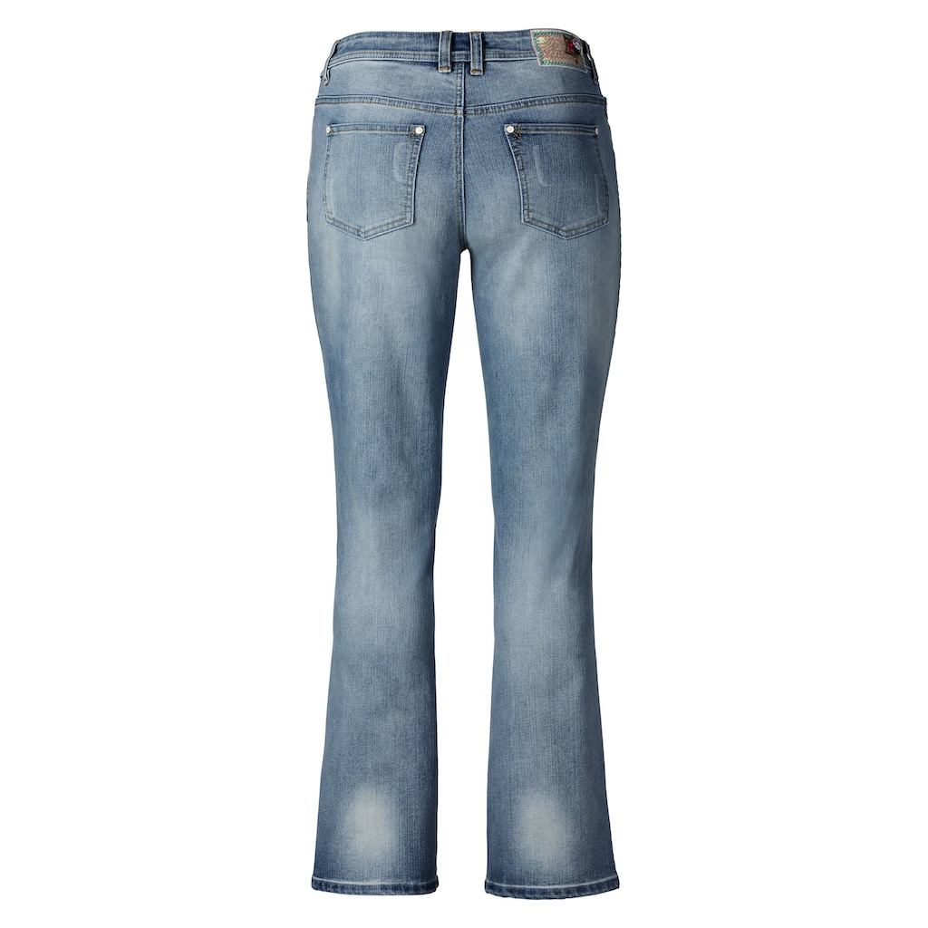 sheego by Joe Browns Stretch-Jeans, »Die Bootcut«