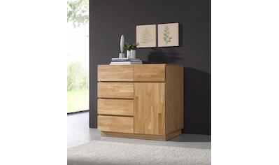 Premium collection by Home affaire Kommode, Breite 90 cm mit 5 Schubladen kaufen