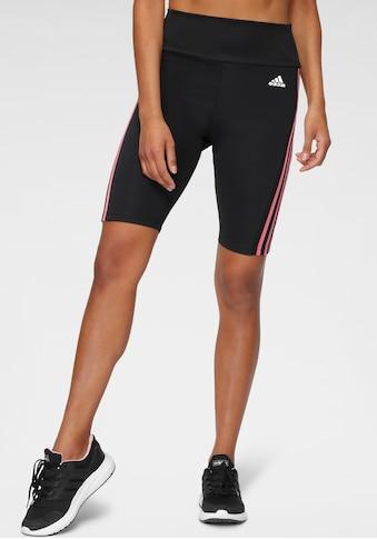 adidas Performance Radlerhose »WOMEN 3STRIPES SHORT TIGHTS« kaufen