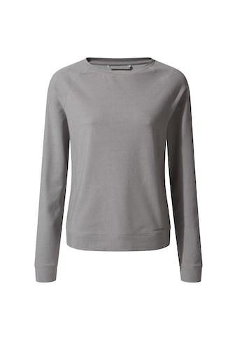 Craghoppers Sweatshirt »Damen NosiLife Sydney mit Rundhalsausschnitt« kaufen