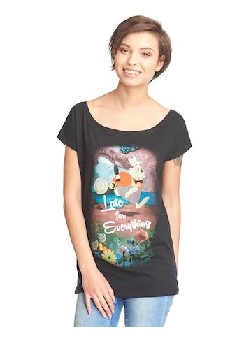 Disney T - Shirt »Alice in Wonderland Late« kaufen