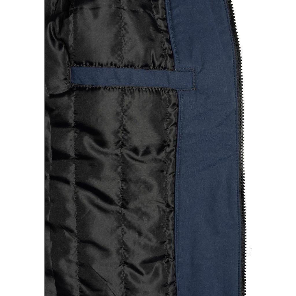 Blendshe Parka »Colette«, Übergangsjacke mit zahlreichen Taschen