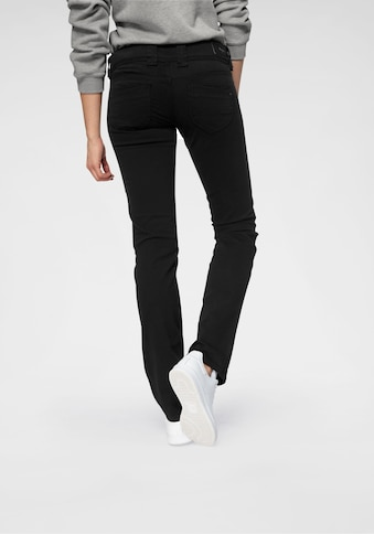 Pepe Jeans Straight-Jeans »VENUS«, mit 2-Knopf Bund und doppelter Gesässtasche kaufen
