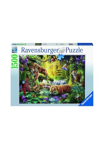 Ravensburger Puzzle »Idylle am Wasse« kaufen