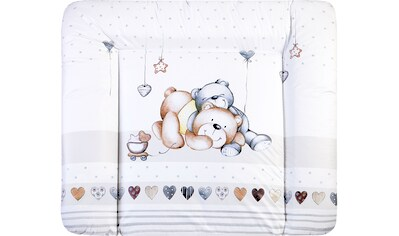 Julius Zöllner Wickelauflage »Softy - Schmusebär«, (1 tlg.), Made in Germany kaufen