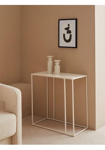 LeGer Home by Lena Gercke Konsolentisch »Ruby«, aus Metall, hochwertige Verarbeitung kaufen