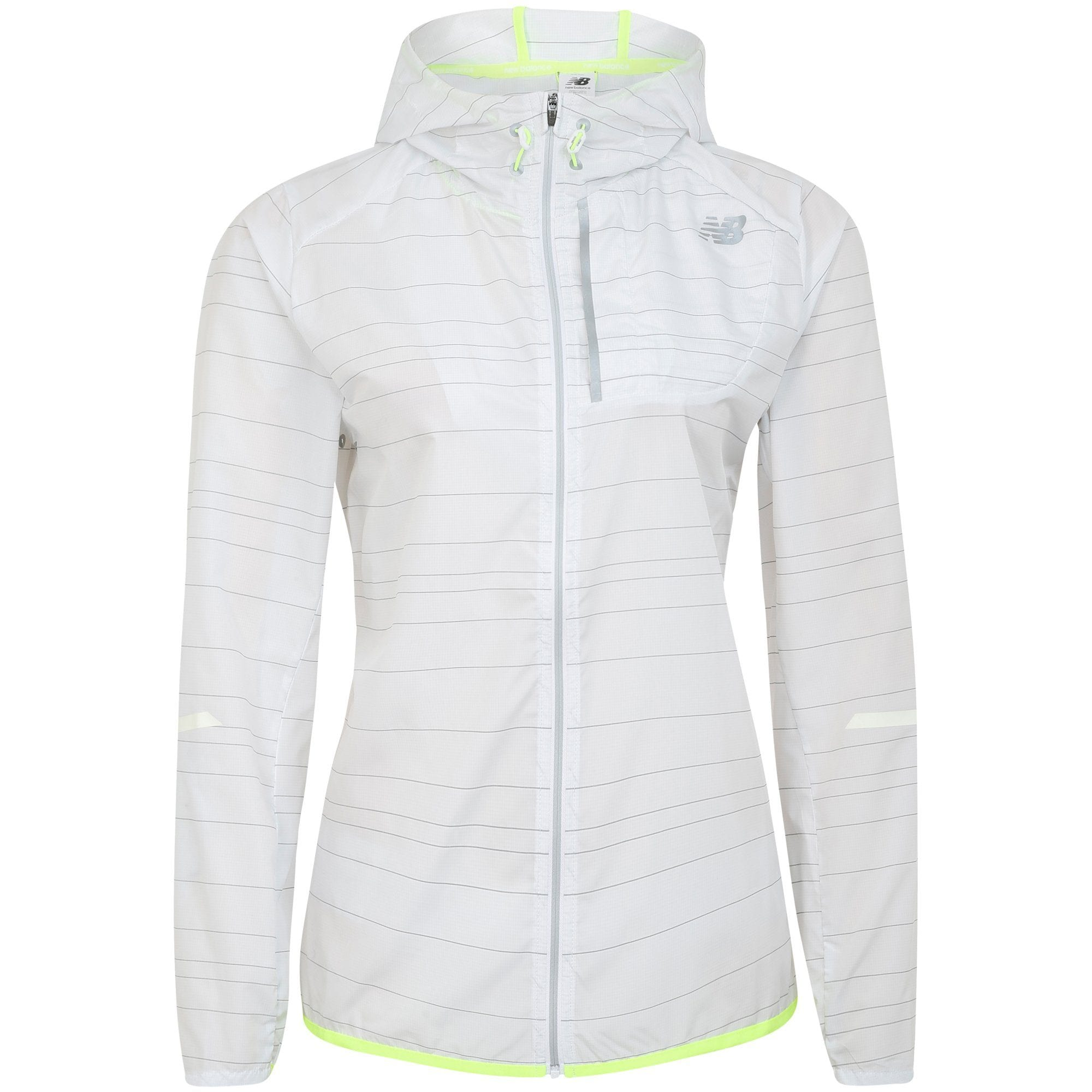 New Balance Reflective Lite Packable Laufjacke Damen