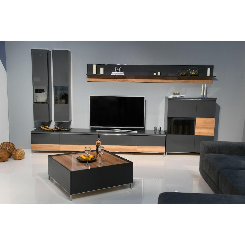 Places of Style Couchtisch »Onyx«, hochwertig UV lackiert, mit Stauraum
