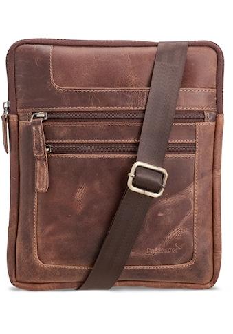 Packenger Umhängetasche »Thuras, vintage«, mit 10,1-Zoll Tabletfach kaufen