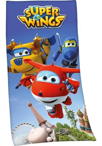 Badetuch »Super Wings«, (1 St.), mit Super Wings Motiv kaufen