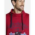 Jan Vanderstorm Sweatshirt »FAPI«, bequeme Passform, Comfort Fit