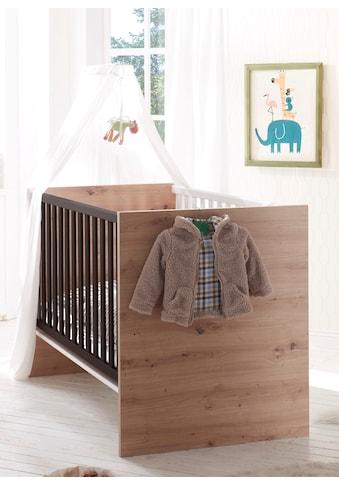 Mäusbacher Babybett »Cordula«, mit Schlupfsprossen kaufen