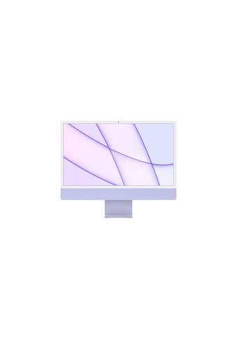 """Apple iMac »iMac (2021), 24"""", 4K Retina, 8GB RAM, 256 GB Speicherplatz«, Z130SM/A kaufen"""