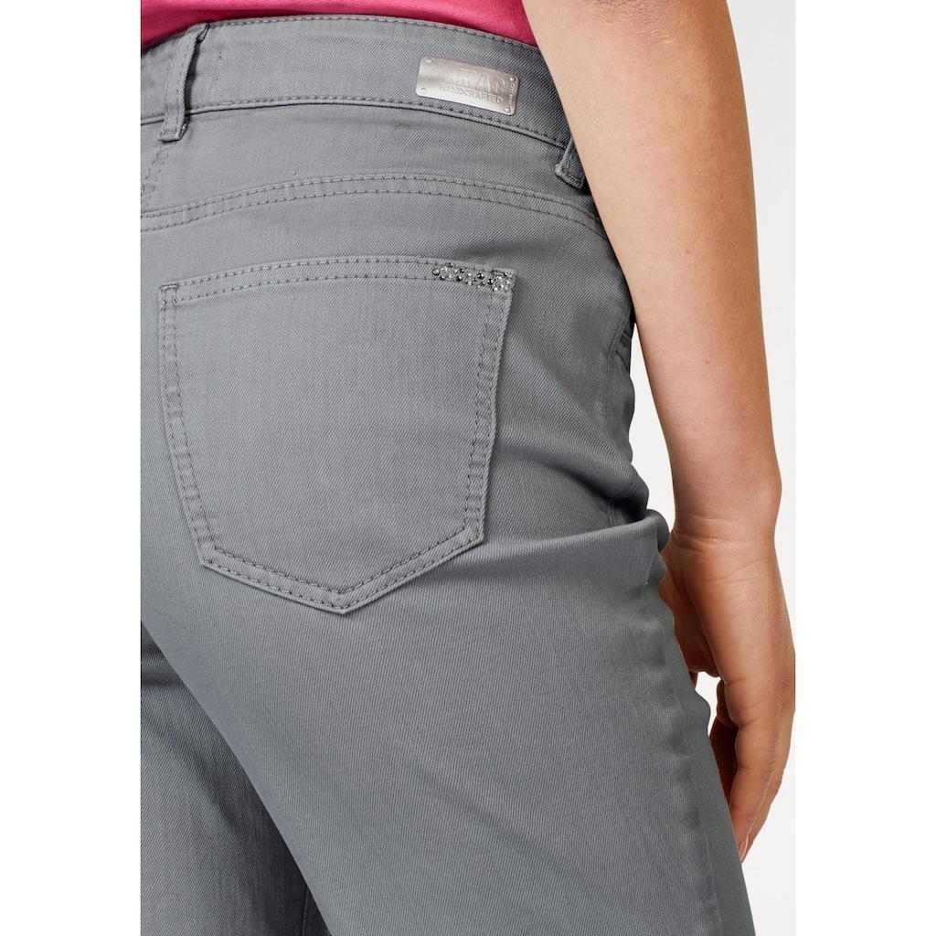 MAC 5-Pocket-Jeans »Melanie Glam Pocket«, mit Strasssteinchen