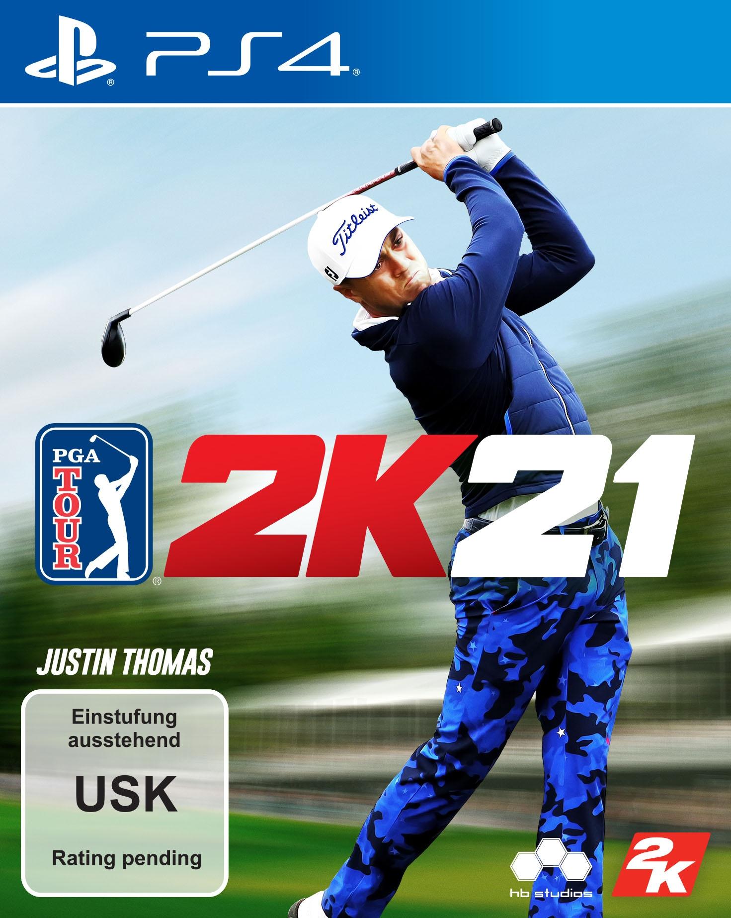 Image of 2K Spiel »PGA TOUR 2K21«, PlayStation 4