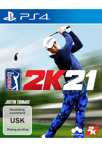 PGA TOUR 2K21 PlayStation 4 kaufen
