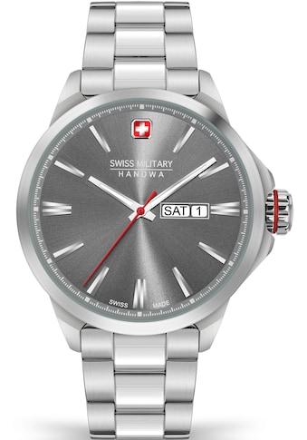 Swiss Military Hanowa Schweizer Uhr »DAY DATE CLASSIC, 06-5346.04.009« kaufen