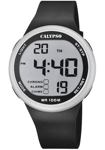 CALYPSO WATCHES Chronograph »Color Splash, K5795/2« kaufen