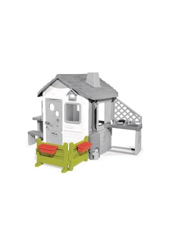 Zubehör Spielhaus, Smoby, »Gartenzaun zu Neo Jura Lodge« kaufen