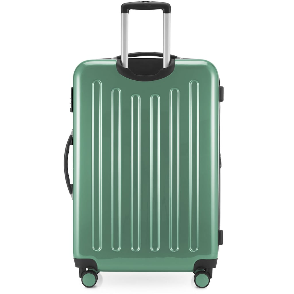 Hauptstadtkoffer Hartschalen-Trolley »Alex, 75 cm, Mint«, 4 Rollen