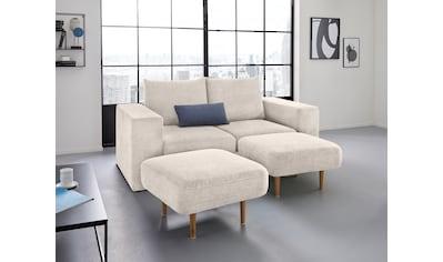 LOOKS by Wolfgang Joop 2,5-Sitzer »Looksv«, Verwandlungssofa: aus Sofa wird Sofa mit 2... kaufen