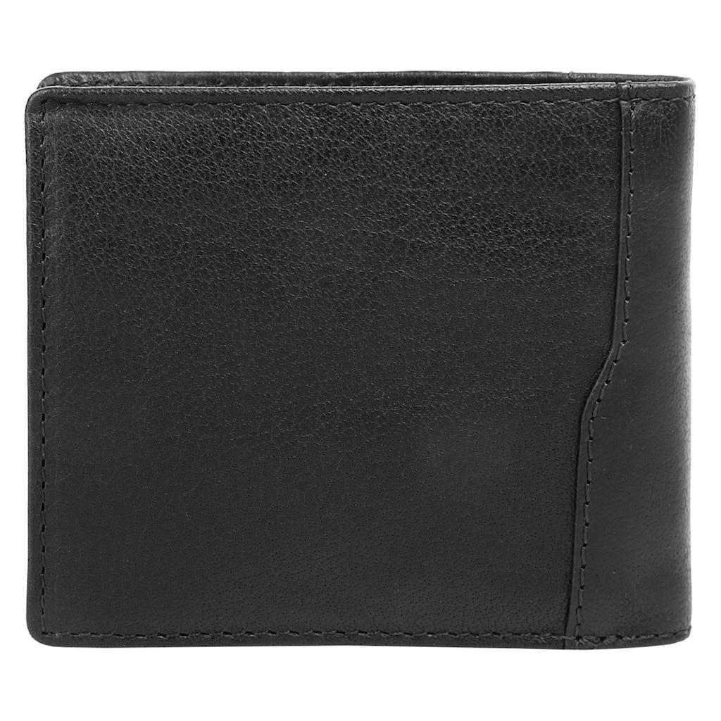 X-Zone Geldbörse, Kreditkartenfächer