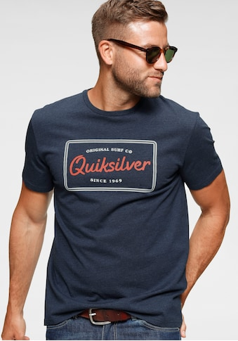 Quiksilver T - Shirt »BLAZING BACK SS« kaufen