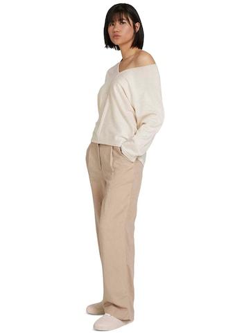 TOM TAILOR V-Ausschnitt-Pullover, mit Details kaufen