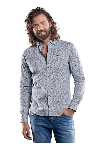 emilio adani Print-Hemd aus Comfort-Stretch kaufen