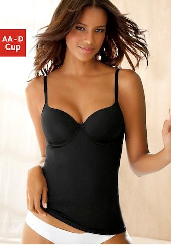LASCANA Schalen-BH-Hemd, mit Bügel für einen guten Halt kaufen
