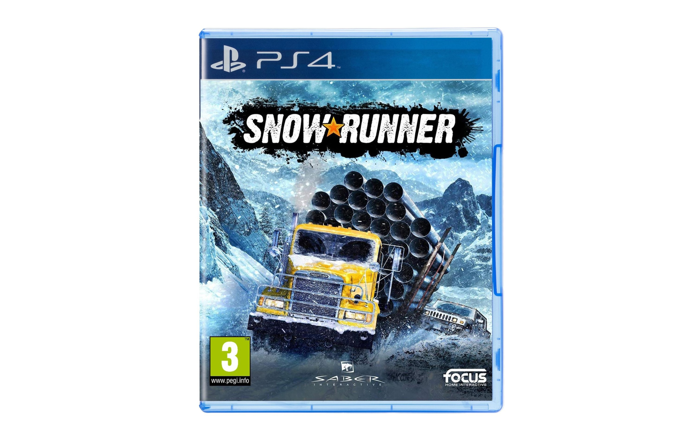 Image of Astragon Spiel »SnowRunner«, PlayStation 4