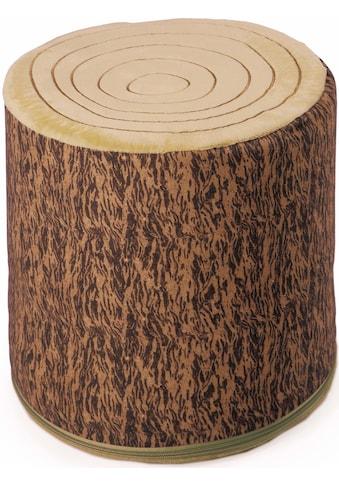 Sitzkissen, »Holzstamm«, Käthe Kruse kaufen