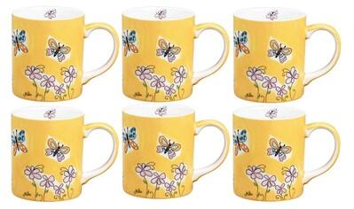 Mila Cappuccinotasse »Schmetterlinge 180« kaufen