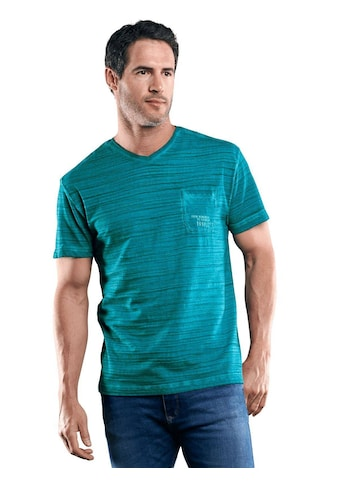 Engbers T-Shirt in Flammgarnoptik kaufen