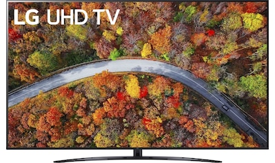 "LG LCD-LED Fernseher »75UP81009LR«, 189 cm/75 "", 4K Ultra HD, Smart-TV, LG Local... kaufen"