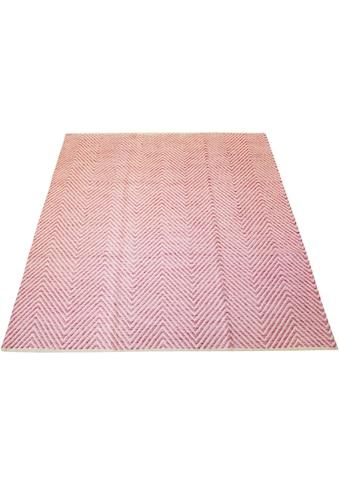 andas Teppich »Kian«, rechteckig, 7 mm Höhe, Wohnzimmer kaufen