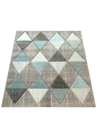 Teppich, »Lara 234«, Paco Home, rechteckig, Höhe 18 mm, maschinell gewebt kaufen