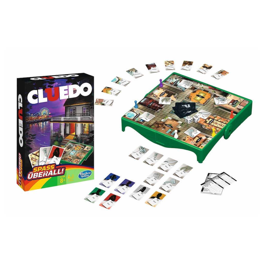 Hasbro Spiel »Cluedo Kompakt«