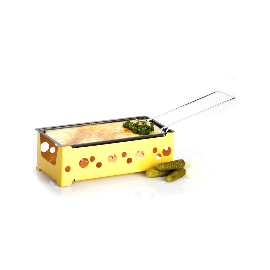 Raclette »Heat Cheese! home«, 4 St. Raclettepfännchen, - W