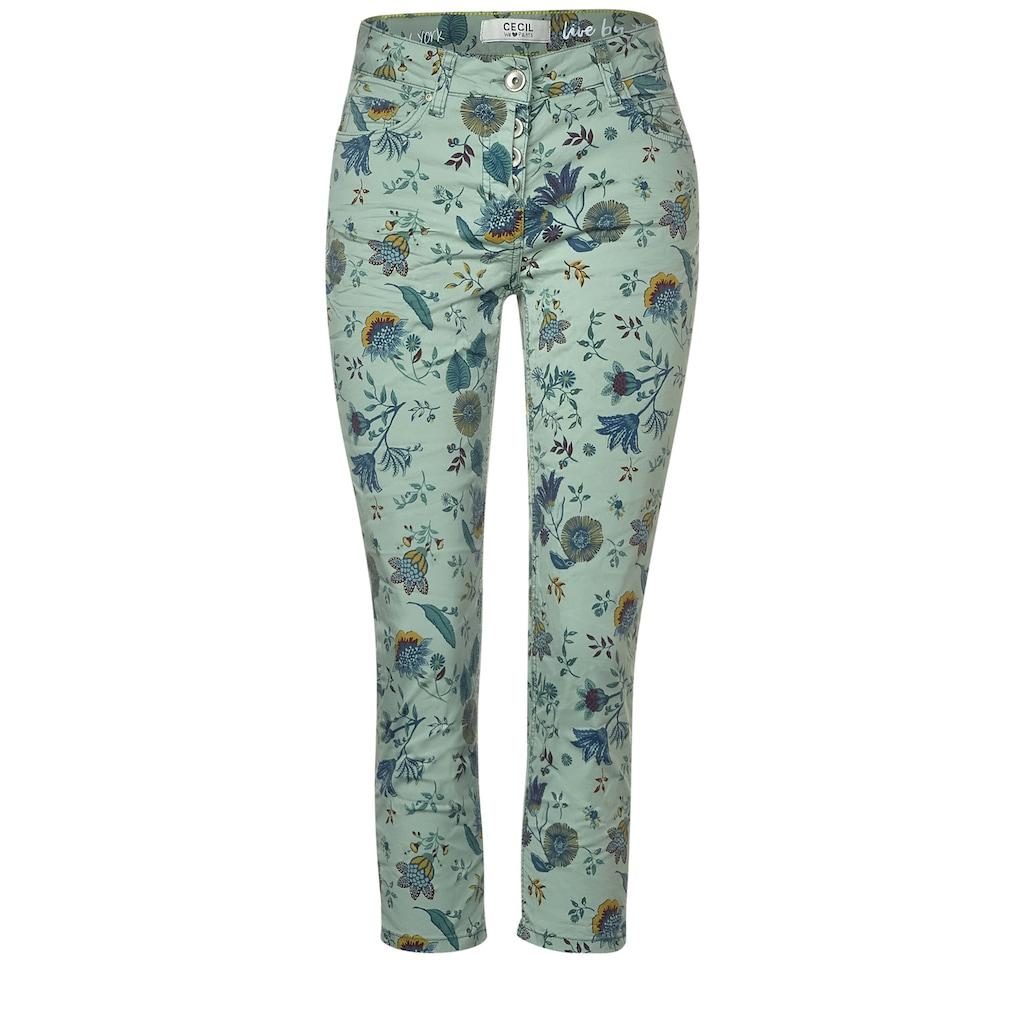 Cecil 3/4-Hose, 5-Pockets Style