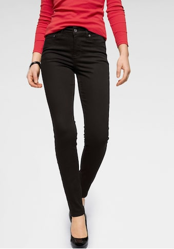 Arizona Slim - fit - Jeans »black stays black« kaufen