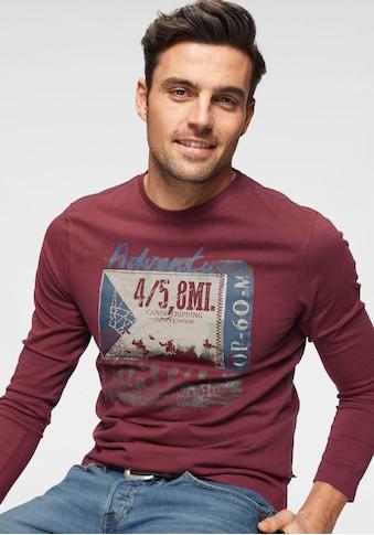 Rhode Island Langarmshirt kaufen