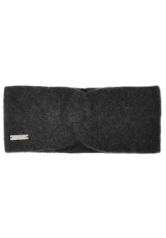 Seeberger Haarband »Stirnband mit Knotendetail in 100% Cashmere 17325-0« kaufen