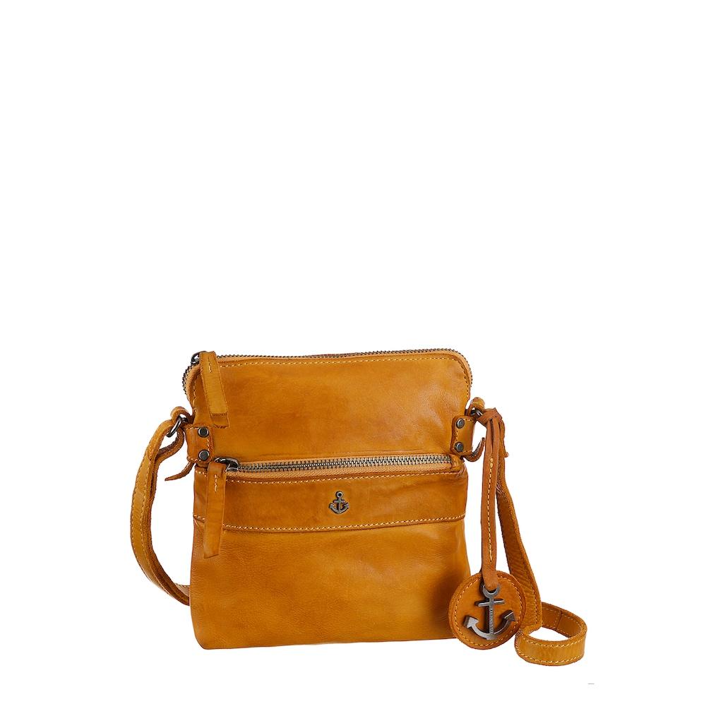 HARBOUR 2nd Mini Bag »Taliza«, aus Leder mit typischen Marken-Anker-Label und Schmuckanhänger