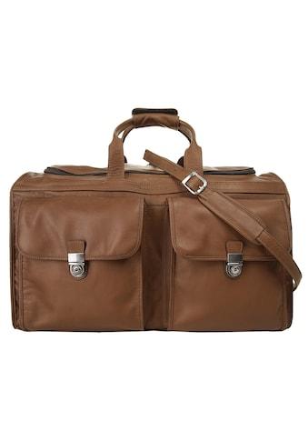 Harold's Reisetasche »COUNTRY«, vegetabil gegerbt kaufen