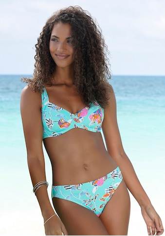 Sunseeker Bikini-Hose »Jam«, mit Alloverprint kaufen
