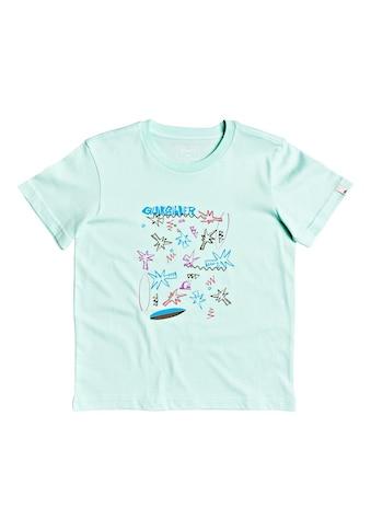 Quiksilver T - Shirt »Fizzle Rocks« kaufen