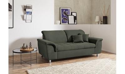 DOMO collection 2-Sitzer »Franzi«, wahlweise mit Kopfteilverstellung, inklusive... kaufen
